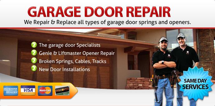 Garage Door Repair El Mirage Az